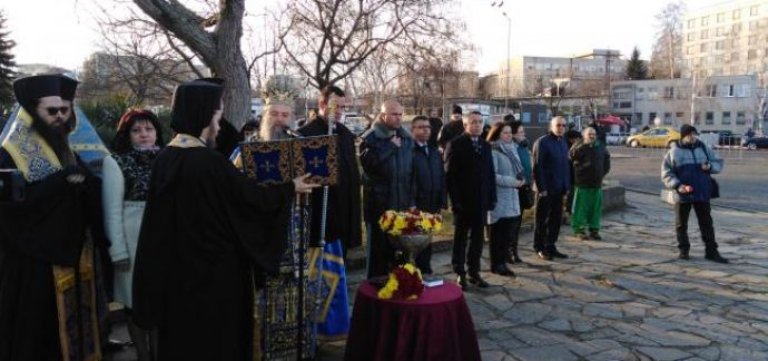 Кметът на Кърджали инж. Хасан Азис и екипът му участваха в Богоявленския ритуал