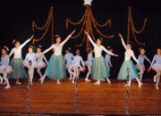 """Танцово – музикалният спектакъл на читалище """"Обединение 1913"""" възкреси духа на Коледа"""