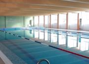 Покритият басейн  ще заработи от  февруари с намалено работно време