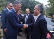 Кметът на Кърджали посрещна кмета на Голяма община Бурса