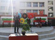 """Д-р инж.Хасан Азис откри учебната година в СУ""""П.Р.Славейков"""""""