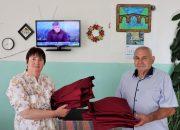 Пенсионерският клуб в Ардино получи поредното си дарение